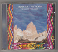 *** Runa Marka _ Time of the Love *** Music from the Andes - Album CD audio
