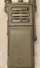 Motorola APX6000-SRX2200 7/800 Mhz, ARMY COMBAT HOUSING,TAGS.