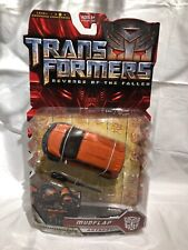 TRANSFORMERS ROTF Revenge Of The Fallen. MUDFLAP Sealed. MOSC. Excellent Cond.