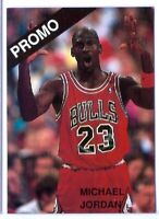 """RARE"" MICHAEL JORDAN 1994 ""BOTTOM OF THE NET"" ODDBALL PROMO CARD! CHICAGO BULLS"