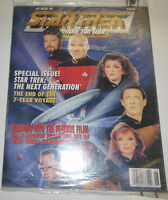 Star Trek Magazine The Next Generation June/July 1994 082114R