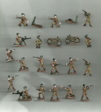 1/76 painted soldiers : BERSAGLIERI ATLANTIC ( 18 Figs)