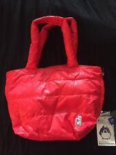 Rootote Feather Roo Red Hand Warmer Down Bag