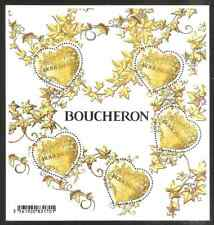 2019 Bloc Feuillet BF 146 COEURS DE BOUCHERON NEUF**LUXE MNH
