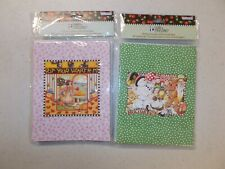 Mary Engelbreit Note Card Packs 2 Set of 10 Cards New