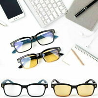Gaming Glasses Computer Anti Fatigue Blue Light Blocking UV Protection Filter PR