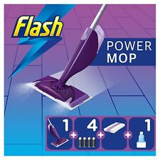 Flash Powermop Starter Kit All-in-One Power mop Cleaning Kit