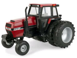 ERTL 16 Case IH 2594 Tractor and Dual Back Wheels NEW