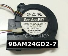 SANYO 9BAM24GD2-7 Projector  LCD large screen cooling fan DC24V 0.9A 97*97*33MM