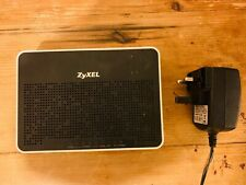 ZyXEL AMG1302-T10B ADSL2+ WiFi Router (300Mbps N) London Stock