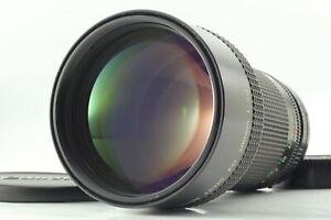 [NEAR MINT Canon NEW FD NFD 200mm F/2.8 MF Telephoto Lens from Japan