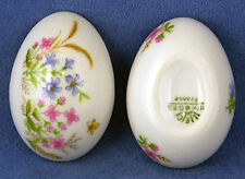 Vintage Limoges Versailles Small Egg Trinket Box