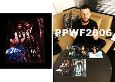 WWE FINN BALOR HAND SIGNED AUTOGRAPHED 8X10 PHOTO WITH PICTURE PROOF AND COA 2FB