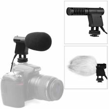 BOYA BY-VM01 Video Directional Condenser Microphone with Windshield for Cameras