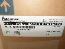 New 203-976-001 Intermec Rewinder Full Batch Kit