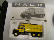 "First Gear ""Tiger Paw"" R-Model Mack Dump Truck MIB 1/34 Scale 19-2394"