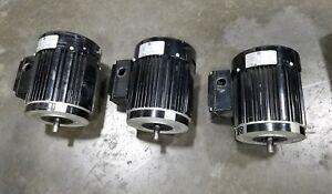 Bodine 48Y6BFPP Gear Motor 208-240/360-415V #3281SR A22PR2
