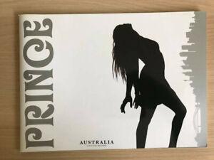 Prince - Welcome 2 Australia tourbook (OUT OF PRINT / MEGA RARE!!!)