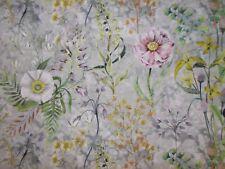 Designers Guild Fabric 'FRITILLARIA' 1.4 METRES (140cm) PEONY - 100% Cotton