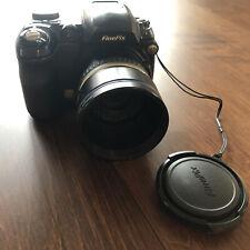 Fujifilm FinePix S Series S5000 3.1MP Digital Camera - Black BM2