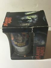 planet of the apes Boxed Stein Glass New 2001
