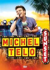 Michel Telo: Sunset DVD Region ALL