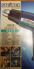Steinel HL1810S Hot Air Gun 1800w 3 speed 50 - 600C, 220-240V  Type G