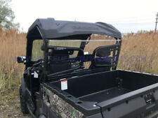 CF Moto Uforce 500 & 800 Hard Coated Cab Back/Dust Stopper