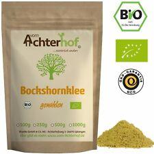 Bockshornklee Bio gemahlen 250g  Bockshornkleesamen Pulver vom Achterhof