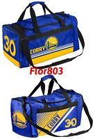 NBA Golden State Warriors Curry #30 Gym Travel Luggage Duffel Bag