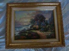 Thomas Kinkade New Day Dawning Canvas Classic