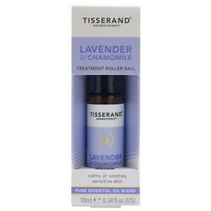 Tisserand Aromatherapy Lavender & Chamomile Treatment Roller Ball 10ml