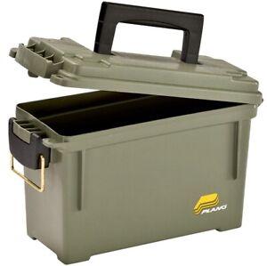 Plano Element-Proof Field Ammunition Field Box Ammo Storage, OD Green, 1312