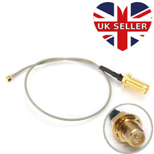 20cm IPEX To SMA (Male) 1.13 Cable Antenna Pigtail Cable Coaxial