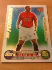 Manchester United 2008-2009 Football Trading Cards