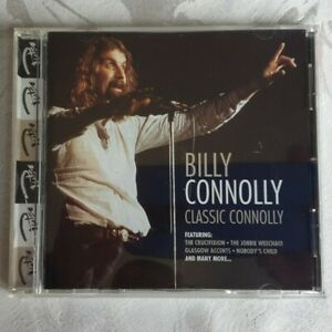 BILLY CONNOLLY - CLASSIC CONNOLLY CD