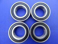 4 Pièce 6005 2RS (25x47x12 mm) Roulement à Bille, Roulements à Billes