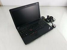 Lenovo Thinkpad Edge E530C 15.6 in Laptop i5-3230M 2.60GHZ 8GB 1TB HDD Win 10