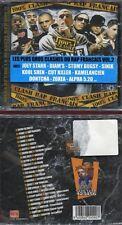 MENACE SUR LA PLANETE RAP Vol. 2 (CD) 2007 -NEW / NEUF-