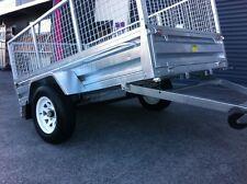 7X4 NEW GAL TILT TRAILER DRIVE AWAY TODAY!