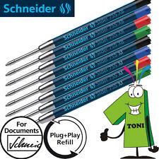 Schneider Kugelschreiber-Mine Silder 755 Viscoglide G2 Kulimine M XB