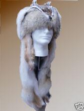 Mountain Man Coyote Pelt Fur Hats by custom order