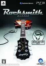 Used PS3 Rocksmith Real Tone Cable Bund SONY PLAYSTATION 3 JAPAN JAPANESE IMPORT