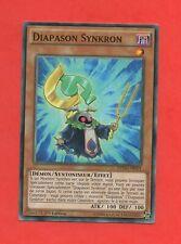 Konami Yu-Gi-Oh! n° 77360173 - DIAPASON SYNKRON - DPDG-FR021  (A6483)