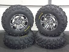 "25"" BEAR CLAW ATV TIRE & ITP SS212 M  WHEEL KIT LIFETIME WARRANTY IRS1CA"