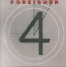 FOREIGNER - 4 CD AUSSIE ATLANTIC 1981 (AUDIO CD) [IMPORT]