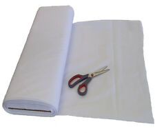 """Broadcloth Fabric 45"""" Cotton Polyester Blend - 10 Yard Bolt Folded (42 Colors)"""