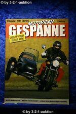 Motorrad Gespanne Nr.86 2/05 Jawa 650 RX Beiwagen