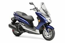 YAMAHA  SMAX  (XC155)  SERVICE , Owner's  & Parts Manual CD