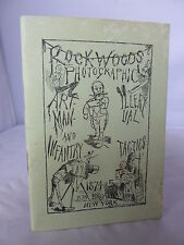 Rockwood's Photographic Art-illery Manual & Infantry Tactics 1874-75 - Facsmile